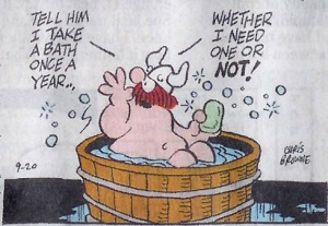 Hagar_bathing_Viking